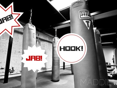 October Challenge Jab Jab Hook