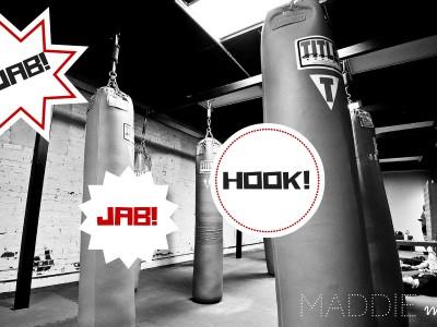 October Challenge Jab Jab Hook