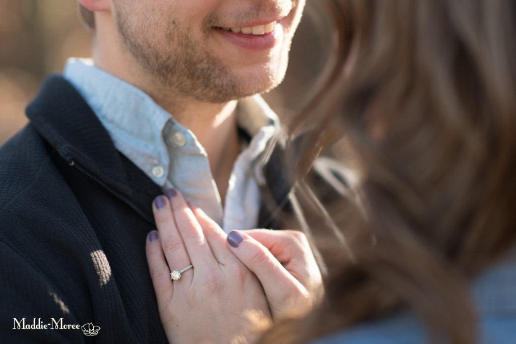 engagement season photography