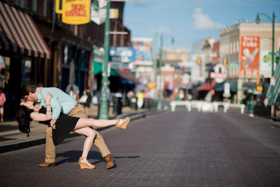 beale street engagement dip