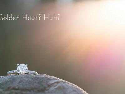 Golden Hour- Huh-