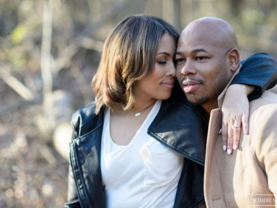maddie moree january engagement overton park