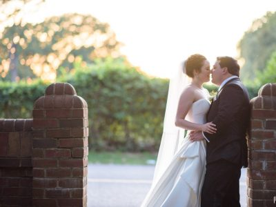 Bride Groom Maddie Moree sunset wedding photography